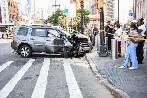 Essere risarciti quando l'incidente è causato da un pirata della strada