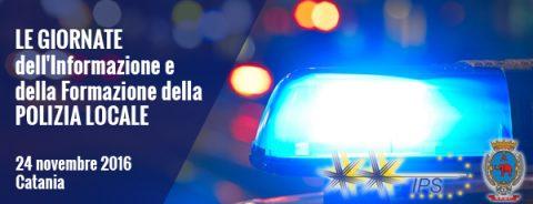 Seminario di Formazione per le Polizie Locali – Catania 24 Novembre 2016