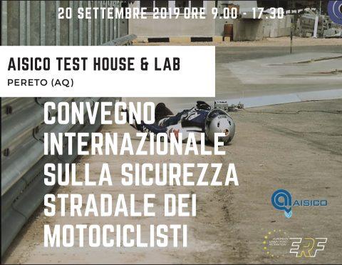 Convegno Internazionale sulla Sicurezza Stradale dei Motociclisti