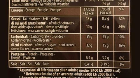 Novità sulle etichettature degli alimenti