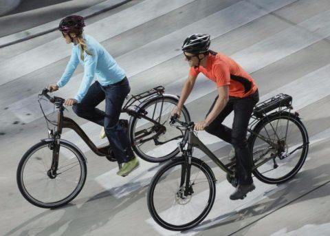 Biciclette a pedalata assistita e bicicletta elettrica, differenze e normativa.
