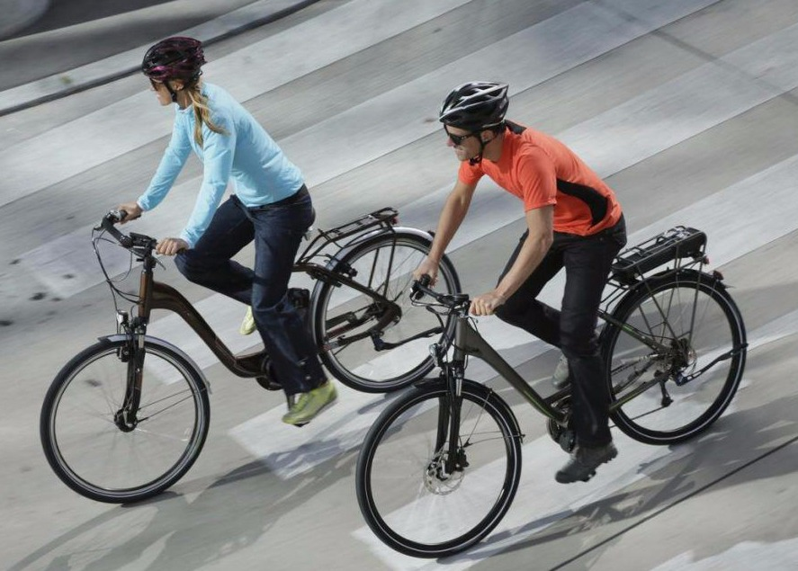 Biciclette a pedalata assistita e bicicletta elettrica for Bici elettrica assistita