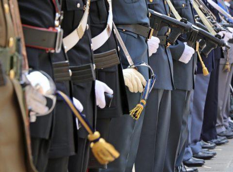 Revisione dei ruoli delle Forze di Polizia statali. Nuove disposizioni.
