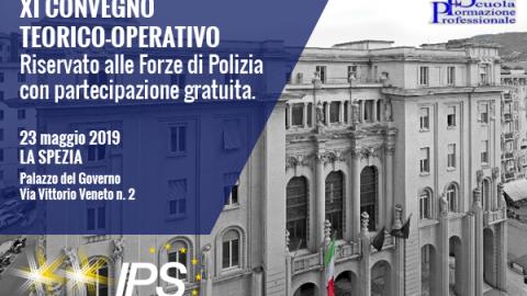 Proseguono le Giornate di IPS dedicate all'Informazione e Formazione per le POLIZIE LOCALI.