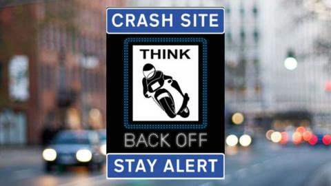 Segnalare il pericolo ricordando un incidente