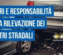 SEMINARIO DI ALTA FORMAZIONE IN INFORTUNISTICA STRADALE – EVENTO SOLD OUT